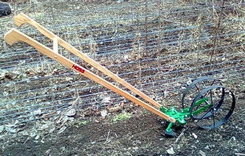 I Got The Following Attachments To Go With It: Cultivator Teeth, Weeding  Sweeps, Plow/furrower, Double Wheel.