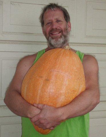 Squash harvested 440 days ago.